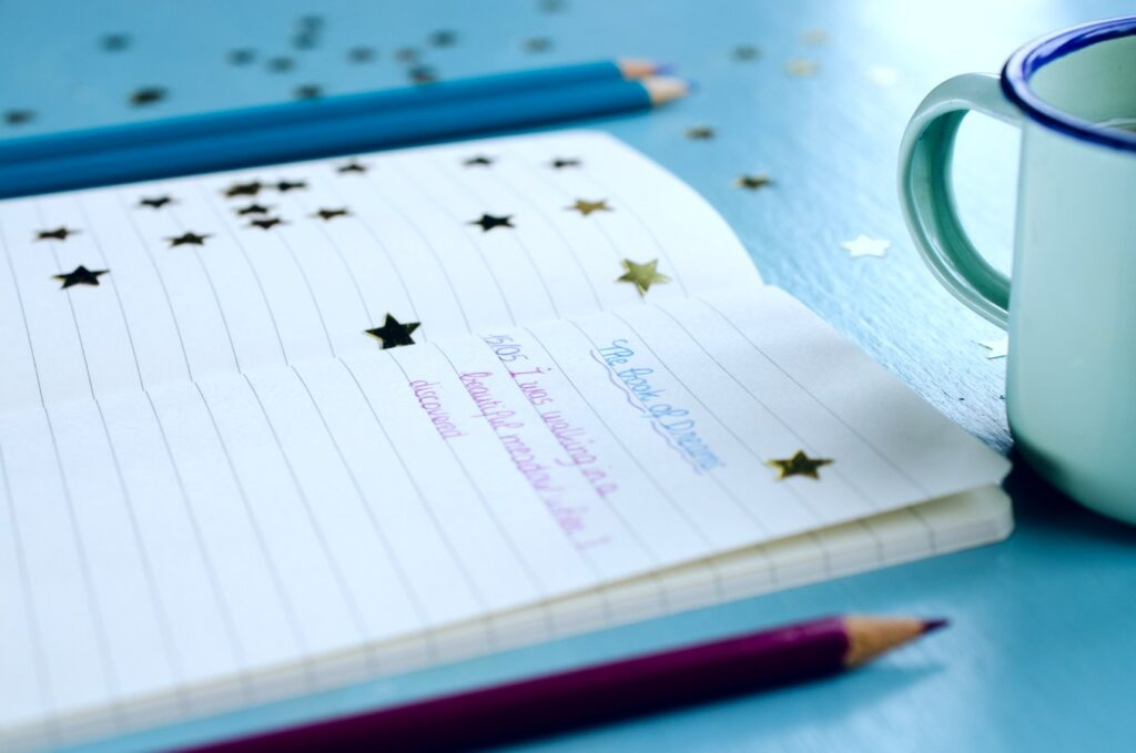 Writing a Journal Can Help You Cope With Stress
