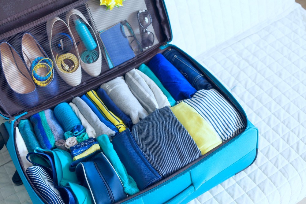 How to Pack Your Bags Like a Jetsetter